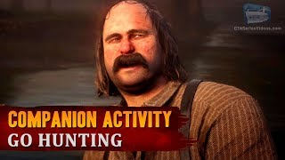 Red Dead Redemption 2 - Companion Activity #13 - Hunting (Pearson) Video