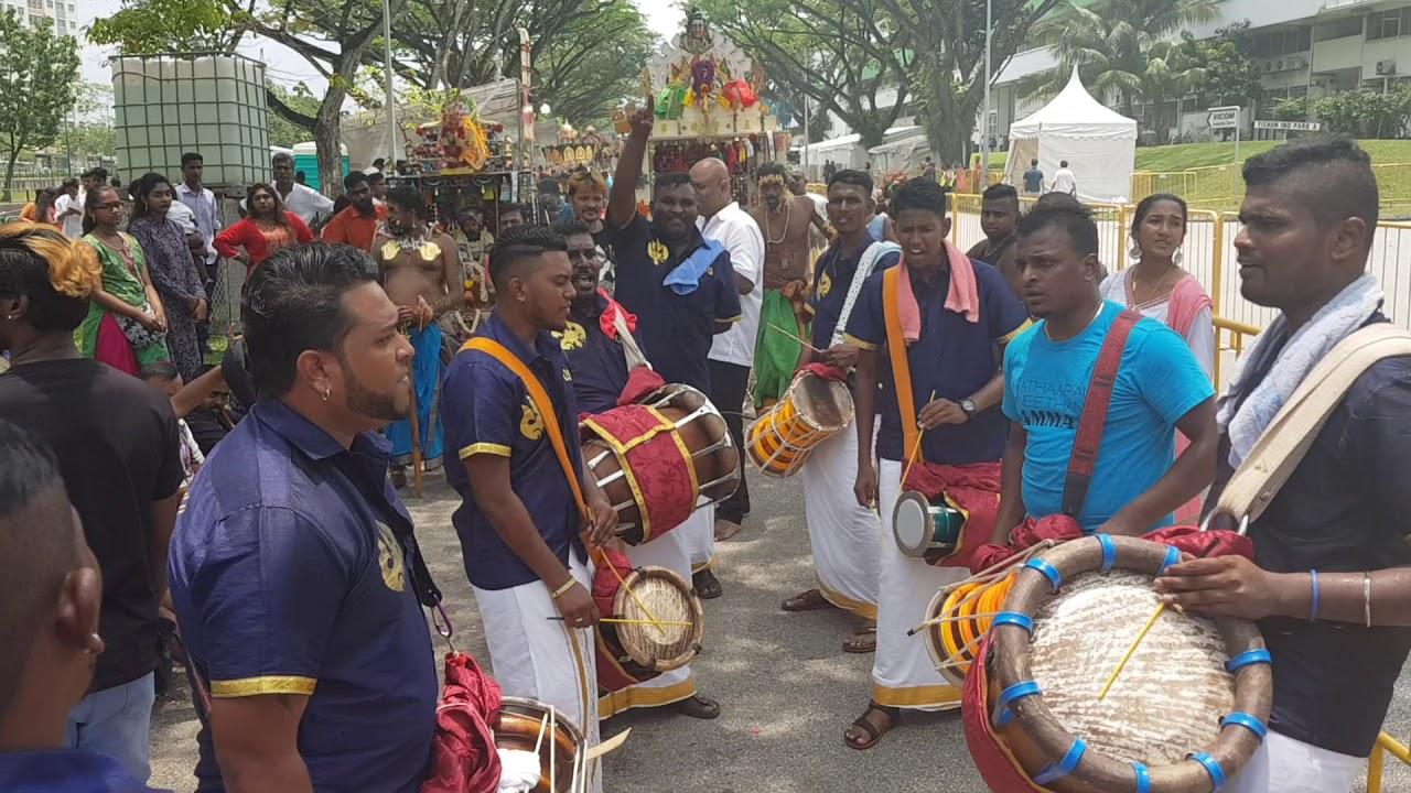 Download Om Shiva Ganabathi Urumi Melam