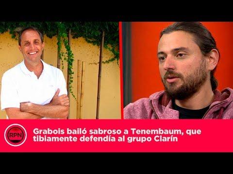Grabois bailó sabroso a Tenembaum, que tibiamente defendía al grupo Clarín