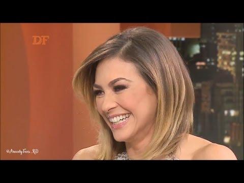 Aracely Arámbula en Estilo DF con Rebecca De Alba
