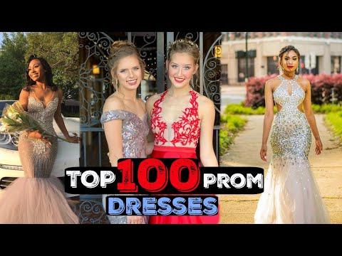 Top 100 Most AMAZING Prom Dresses 2019