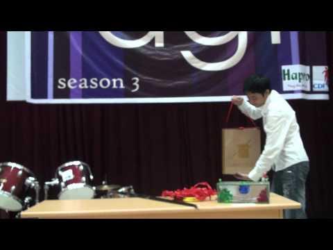 Phùng Huy Hoàng - Stage Magic