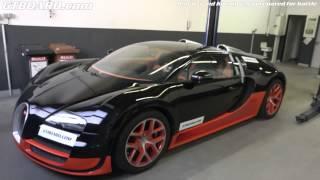 [4k] Bugatti vs Koenigsegg vs Porsche battlepreparation, all is set to go!