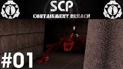 """Let's Play """"SCP: Containment Breach"""" #001 [v1.3.6] - SCPs überall!"""