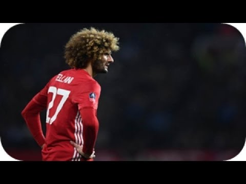 Marouane Fellaini - The Important Man - Ultimate Skills Show 2017 - HD