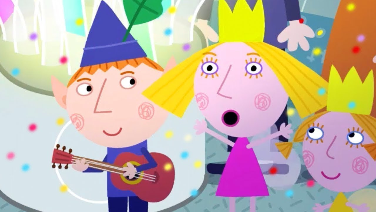 Ben and Holly's Little Kingdom 🎵Ben And Holly Sing A Song Special 🎶 1Hour | HD Cartoons for Kids