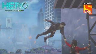 Hero - Gayab Mode On - हीरो - गायब मोड ऑन - Ep 170 - 4th August, 2021 Thumb
