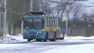 В Краматорске троллейбус переехал ноги 80-летней женщине