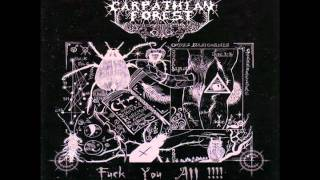 Watch Carpathian Forest The First Cut Is The Deepest video
