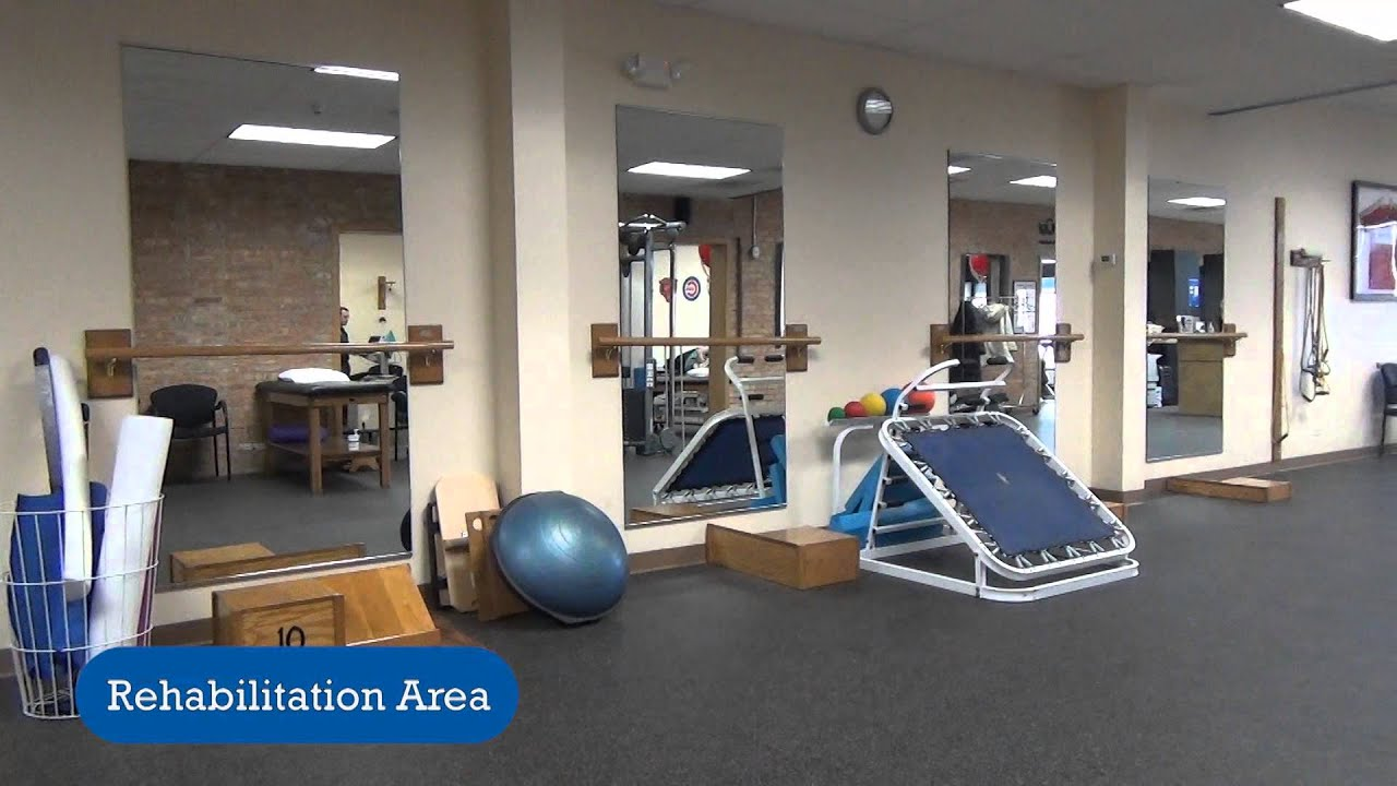 Athletico Park Ridge Physical Occupational Therapy
