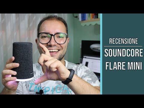 Anker SoundCore Flare Mini: la recensione