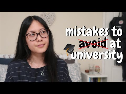 ❌ mistakes to avoid at university *must watch for freshers*