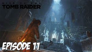 Rise of the Tomb Raider - La cathédrale | Ep 11