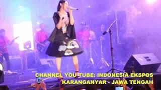 Hot Terbaru VIA VALLEN KARNA SU SAYANG Live HUT Karanganyar Ke 101 Tahun 2018