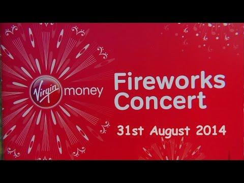 Edinburgh International Festival Fireworks 2014 - Full Programme