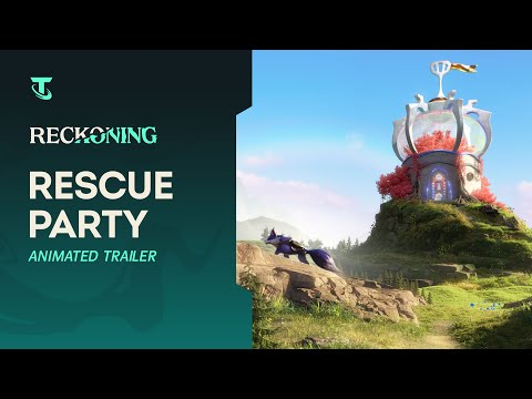 Rescue Party | Animated Trailer - Teamfight Tactics