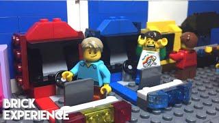 LEGO Arcade (Stop Motion Animation / Brickfilm)