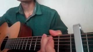 Đôi Chân Trần - Cover guitar