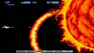 Gradius Collection Sony PSP