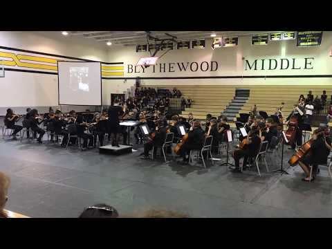 Terra Nova by Richard Meyer | Blythewood Middle School 7th Grade Orcanstra