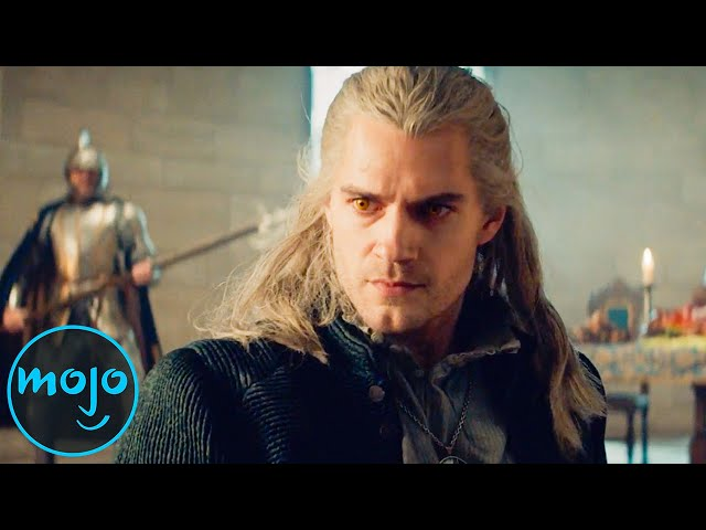Top 10 Fight Scenes In The Witcher Season 1