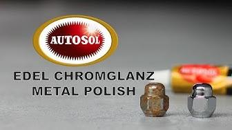Autosol metal polish Edel Chromglanz Metallpolitur