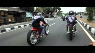 Cleveland Cyclewerks Indonesia - Jogja Morning Ride