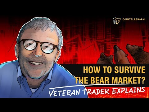 How to Survive the Bear Market? Veteran Trader Explains