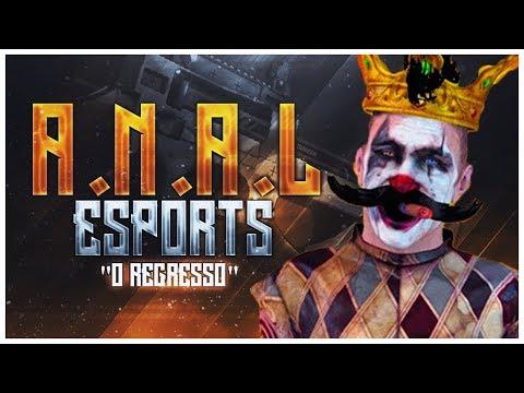 MORAIS VOLTA AO CS:GO (A.N.A.L. E-SPORTS) thumbnail