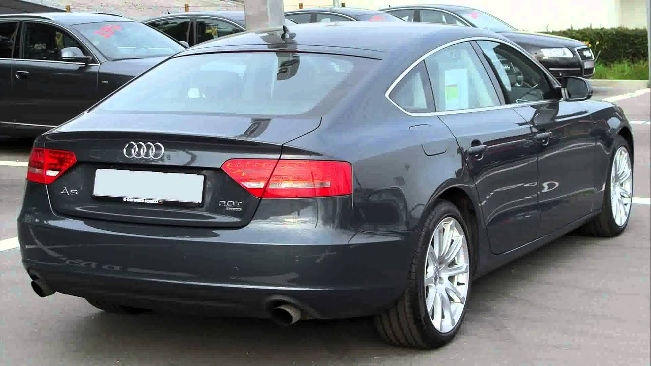 audi a5 sportback 3 2 fsi tuning youtube. Black Bedroom Furniture Sets. Home Design Ideas