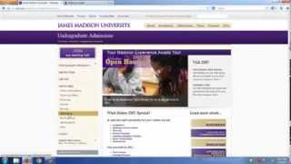 College application essay pay jmu