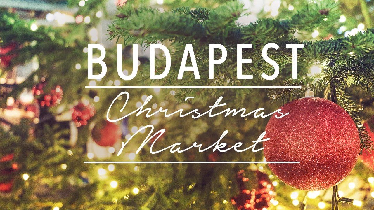 magic at the budapest christmas market youtube