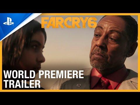 Far Cry 6 - World Premiere Trailer   PS4