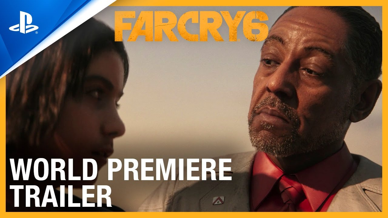 Far Cry 6 - World Premiere Trailer | PS4
