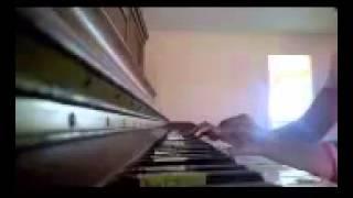 Welcome to the NHK Hitori no tame no lullaby (Piano)