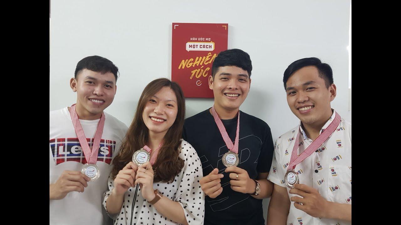 Clip chia sẻ kinh nghiệm thi tuyển tiếp viên hàng không Vietjet Air đợt 21.09.2019