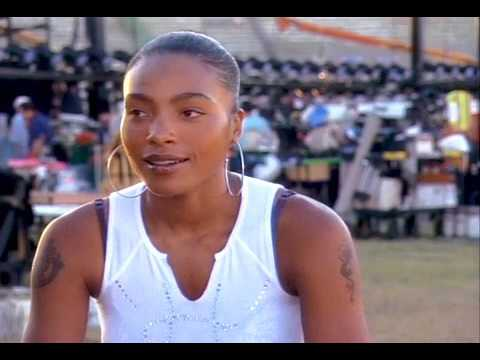 Nona Gaye talks about Muhammad Ali on the set of Ali 2001
