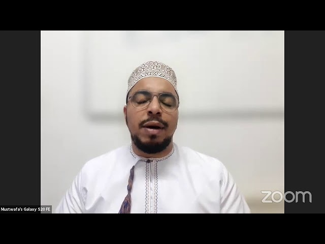 Friday Halaqah Hounslow - Signs of the Day of Judgment - Episode 3 - Dajjal (anti christ)
