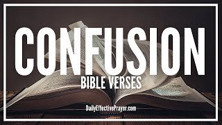 Video Bible Verses On Confusion - Scriptures For Confusion (Audio Bible) download MP3, 3GP, MP4, WEBM, AVI, FLV Oktober 2018