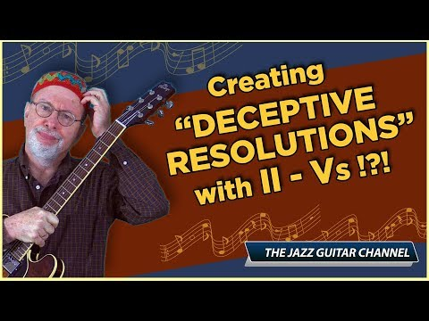 Creating Deceptive Resolutions with II-Vs