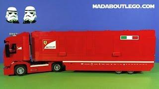 LEGO Scuderia Ferrari Truck & F14 T 75913