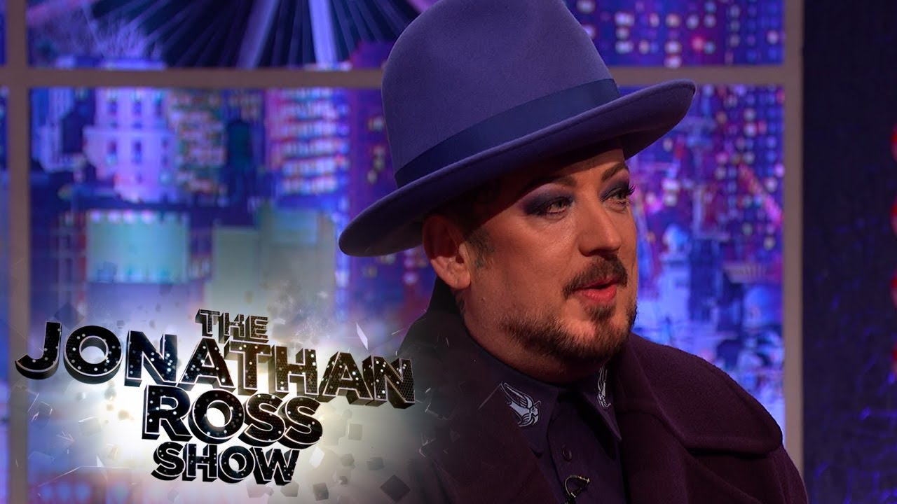 Boy George Drinks His Own Urine | The Jonathan Ross Show
