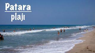 Patara Plajı (Patara Beach - Kaş/Antalya)