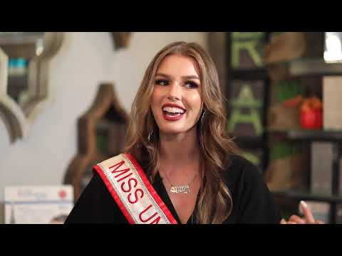Miss Universe Canada Interview