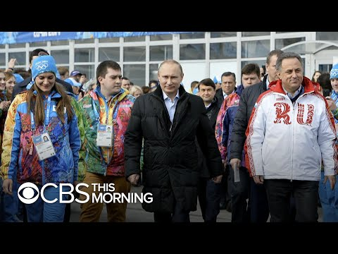 Russia banned from Olympics for four years amid doping scandal