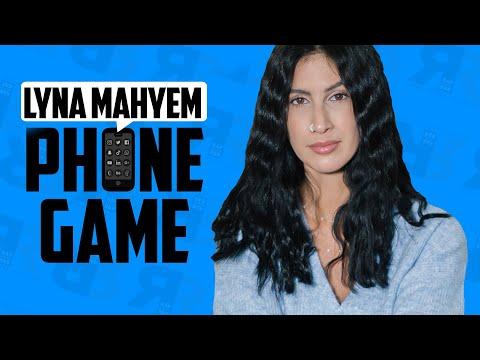 Youtube: LYNA MAHYEM – PHONE GAME: Son Appli favorite, Wejdene, ses DM, Rihanna, sa dernière Topline…