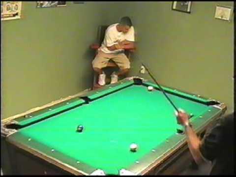 Brandon Sluzalis vs. Matt Haines (circa 2003)