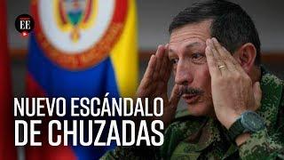Chuzadas: ¿Por qué salió Nicacio Martínez del Ejército? - El Espectador
