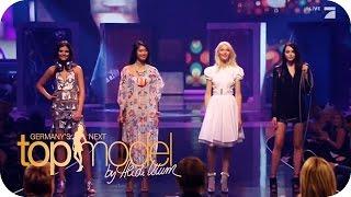 Future Dolls Walk: Zum Leben erwacht | Germany's next Topmodel Finale 2015 | ProSieben