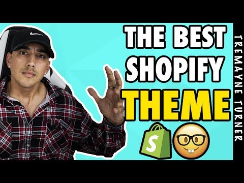 HIGHEST CONVERTING SHOPIFY THEME FOR 2019 (SHOPIFY DROPSHIPP